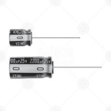 UVZ1H100MDD1TD直插电解电容品牌厂家_直插电解电容批发交易_价格_规格_直插电解电容型号参数手册-猎芯网