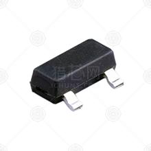 MMBT3904-TP 通用三极管 SOT-23(SOT-23-3)