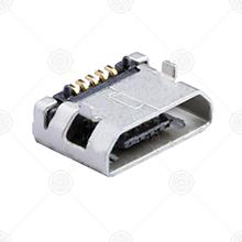 U-F-M5DS-W-3micro usb连接器厂家品牌_micro usb连接器批发交易_价格_规格_micro usb连接器型号参数手册-猎芯网