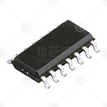 SN74HC04DR 74系列逻辑芯片 SOIC-14_150mil