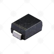 SMBJ15CATVS二极管品牌厂家_TVS二极管批发交易_价格_规格_TVS二极管型号参数手册-猎芯网