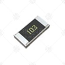 MCR03EZPFX2002 贴片电阻 20kΩ(2002) 0603 ±1%
