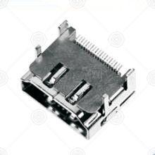 HDMI-019SHDMI连接器厂家品牌_HDMI连接器批发交易_价格_规格_HDMI连接器型号参数手册-猎芯网