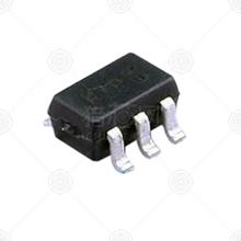 BC847PN-7-F 通用三极管 SC-70-6(SOT-363)