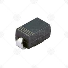 SS34A 肖特基二极管 编带 SMA(DO-214AC) 40V 3.0A 0.55V