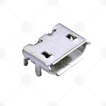 U-F-M5DD-Y-L1micro usb连接器厂家品牌_micro usb连接器批发交易_价格_规格_micro usb连接器型号参数手册-猎芯网