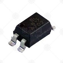 EL817S1(B)(TU)-F 贴片光耦 SMD-4