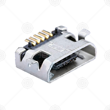 U-F-M5SS-W-1micro usb连接器厂家品牌_micro usb连接器批发交易_价格_规格_micro usb连接器型号参数手册-猎芯网