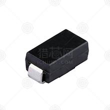 SMAJ45ATVS二极管品牌厂家_TVS二极管批发交易_价格_规格_TVS二极管型号参数手册-猎芯网