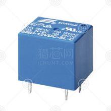 SRA-24VDC-AL继电器品牌厂家_继电器批发交易_价格_规格_继电器型号参数手册-猎芯网