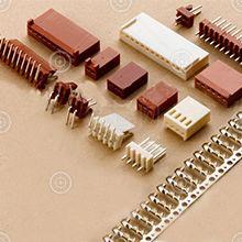 A2543WV-2P 连接器 DIP P=2.54 2位 2.54mm