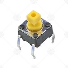 B3F-1052按键开关/继电器品牌厂家_按键开关/继电器批发交易_价格_规格_按键开关/继电器型号参数手册-猎芯网