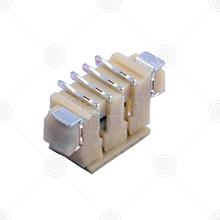 1251SMT-4P 立贴1.25T连接器品牌厂家_1.25T连接器批发交易_价格_规格_1.25T连接器型号参数手册-猎芯网