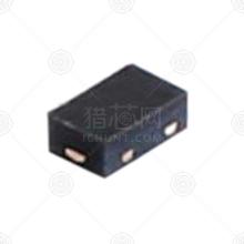 RCLAMP0521PESD二极管厂家品牌_ESD二极管批发交易_价格_规格_ESD二极管型号参数手册-猎芯网