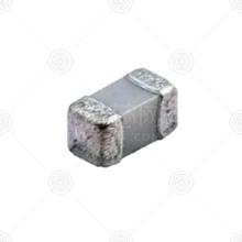 C0603C104K5RACAUTO 贴片电容 100nF(104) 0603 ±10% 50V X7R