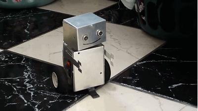 超简单的两驱机器人制作过程,你也可以DIY!
