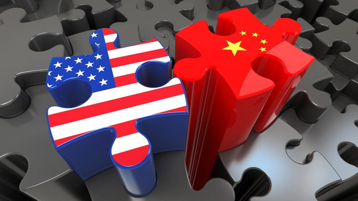 """美芯片股市暴跌 1000 亿美元,美媒:或因中国半导体 """"威胁"""""""